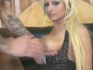 Big tits, Blondes, Blowjob, Choking play, Face fucked, Gagging, Hardcore, Mature, Reality, Rough