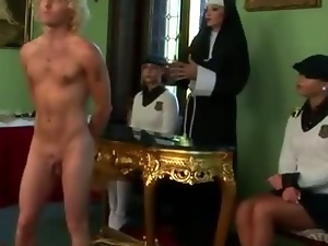 Bdsm, Bizarre, Bondage, Domination, Femdom, Fetish, Leather, Schoolgirl uniform, Spanking