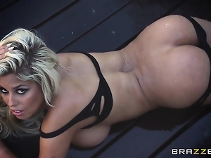 Anal, Big tits, Blondes, Blowjob, Doll, Double penetration, Hardcore, Milf, Pornstars, Spanish, Threesome