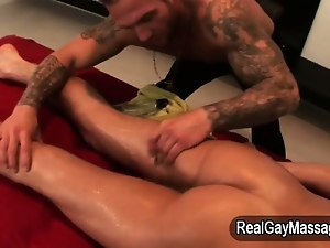 Amateur, Gay, Hunk, Massage, Muscled