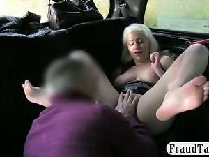 Amateur, Backseat, Big tits, Bitch, Blondes, Blowjob, Boobs, Fucking, Hardcore, Huge, Outdoor, Public, Reality