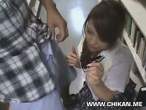 Amateur, Asian, Groping, Japanese, Public, Schoolgirl uniform, Shy, Teens, Voyeur
