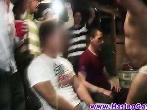 Amateur, Ass fucking, Gay, Group sex, Hazing, Twink