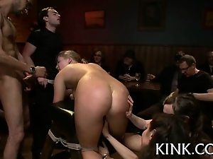 Babes, Blondes, Blowjob, Fetish, Foot fetish, Gorgeous, Group sex, Hardcore, Hawt, Public, Tied up