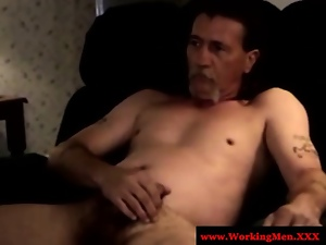 Amateur, Bear, Blowjob, Dick, Gay, Sucking
