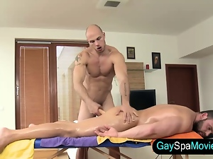 Bear, Gay, Massage, Sucking