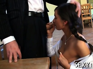 Amateur, Blowjob, Hardcore, Russian, Seduce, Teacher