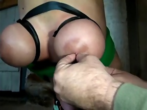 Bdsm, Hogtied, Slave