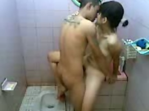 Indonesian, Shower, Teens