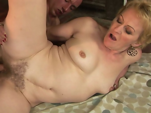 Blondes, Cougar, Doggystyle, Hairy, Hardcore, Lady, Mature, Mom, Mother, Neighbor