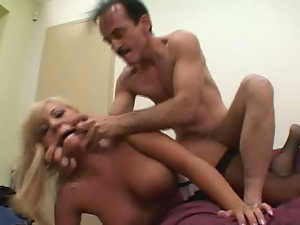 Blondes, Blowjob, Brutal, Busty, Doggystyle, Hardcore, Old, Riding, Stockings