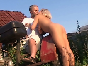 69, Ass, Babes, Blondes, Blowjob, Booty, Busty, Cumshots, Doggystyle, Fucking, Old and young, Old man, Outdoor, Reality, Teens