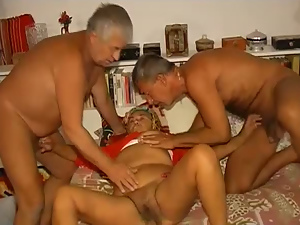Big tits, Fat, Granny, Hairy, Handjob, Masturbating, Mmf, Obese, Old, Pussy, Sex toys, Threesome, Ugly