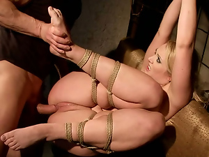 Bdsm, Blondes, Bondage, Brutal, Chubby, Fingering, Pussy, Sex toys, Shy, Torture