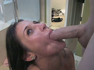 Blowjob, Brunettes, Doggystyle, Drunk, Hardcore, Nipples, Piercing, Shaved, Skinny, Small tits, Student, Swallow, Teens