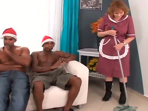 Ass, Bbc, Big cock, Big tits, Black, Blowjob, Brunettes, Busty, Cheating, Doggystyle, Granny, Horny, Interracial, Maid, Missionary, Slut, Threesome, Uniform