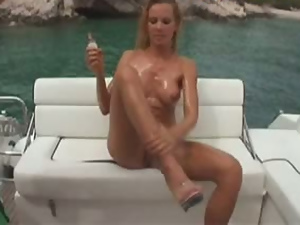 Ass, Babes, Backstage, Blondes, Busty, Curvy, Oiled, Outdoor, Reality, Yacht