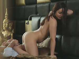 Ass, Babes, Brunettes, Busty, Fingering, Long hair, Pussy, Toes