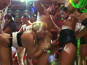 Babes, Blondes, Blowjob, Brunettes, Club, Group sex, Handjob, Hardcore, Latina, Milf, Missionary, Orgy, Party, Riding, Shaved, Tattoo