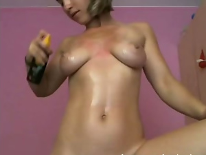 Amateur, Ass, Big tits, Blondes, Busty, Fingering, Hardcore, Homemade, Oiled, Pussy, Romanian, Sex toys, Solo, Tattoo, Webcam