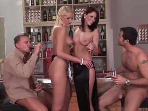 Blondes, Blowjob, Busty, Group sex, Hardcore, Orgy, Redheads, Riding, Swingers