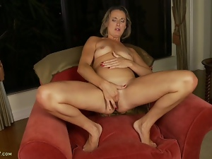 Babes, Cougar, Fingering, Housewife, Mature, Solo