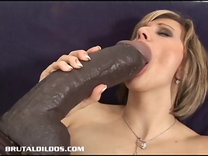 Anal, Brutal, Dildo, Insertions, Masturbating, Sex toys, Solo
