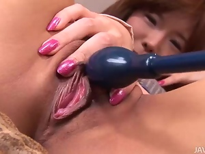 Asian, Dildo, Japanese, Solo, Teens, Wet