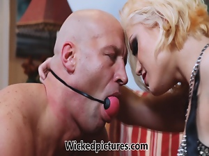 Babes, Blondes, Blowjob, Bondage, Cowgirl, Cumshots, Dominatrix, Femdom, Fetish, Fishnet, Gagged, High heels, Riding, Whip