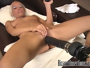 Dildo, Electrified, Masturbating, Sex toys