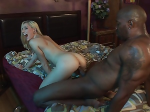 Bedroom, Big cock, Brazilian, Interracial, Riding