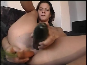 Amateur, Anal, Ass, Banana, Blowjob, Brunettes, Cumshots, Double penetration, Facials, Masturbating, Shower, Vegetable