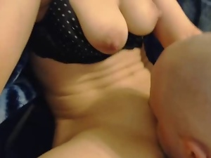 Amateur, Blowjob, Close up, Face sitting, Nipples, Pussy, Wife