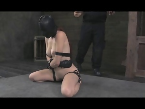 Bdsm, Chained, Fetish, Latex, Slave, Spanking