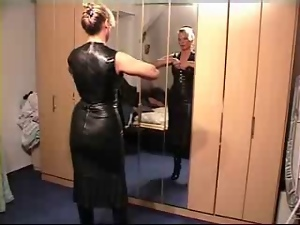 Amateur, British, Clothed sex, Hidden cam, Lady, Leather