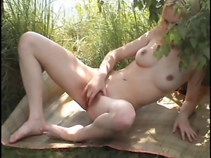 Amateur, Blondes, Outdoor, Polish, Posing