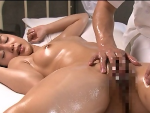 Asian, Japanese, Massage, Oiled, Softcore