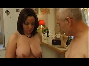 Anal, Big tits, Brunettes, Casting, French, Mature, Milf, Mom, Old