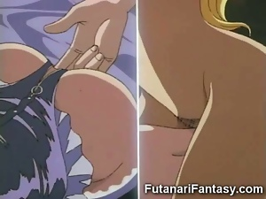 Animation, Cartoons, Futanari, Hentai, Toon