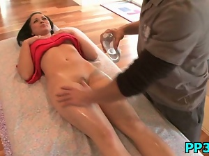 Babes, Blowjob, Cute, Dick, Massage, Oiled