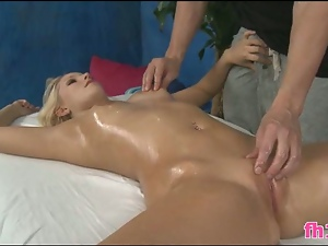 Babes, Blowjob, Massage, Oiled, Watching
