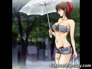 Cartoons, Futanari, Teens