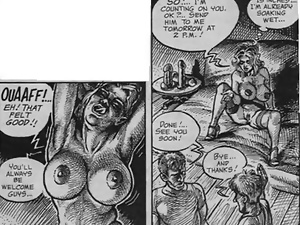 Anal, Breast, Cartoons, Comic, Huge, Pain