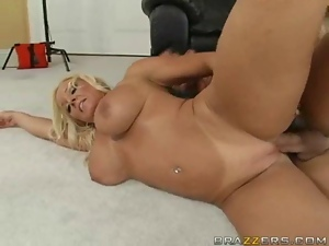 Belly, Big tits, Blondes, Busty, Fucking, Hardcore, Mature, Piercing, Tanned, Tits