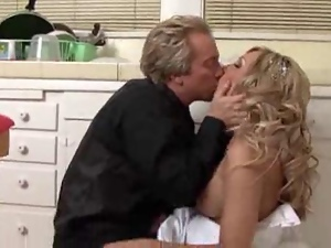 Blondes, Bride, Fucking, Kissing, Milf, Pussy, Sexy, Stockings, White