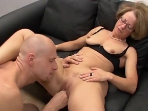 Anal, Dick, Fisting, Glasses, Mature, Whore