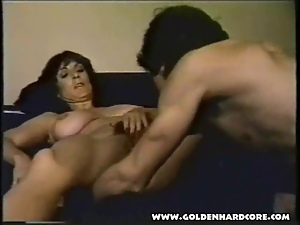Classic, Fingering, Hairy, Milf, Vintage