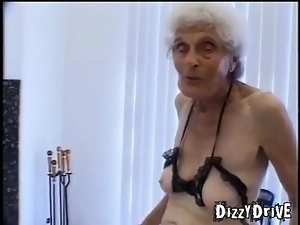 Blowjob, Dick, Granny, Hardcore, Old, Young