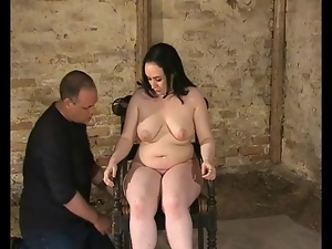 Basement, Bbw, Bdsm, Bound, Spanking