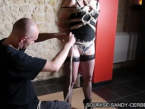 Bdsm, Bondage, French, Hogtied